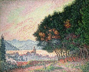 Forest near St. Tropez, 1902