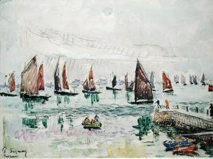 Paul Signac - Port St. Louis