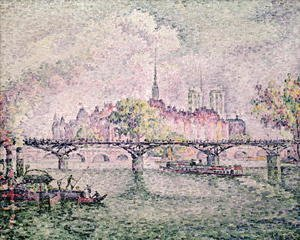 Ile de la Cite, Paris, 1912