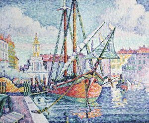 The Port, 1923