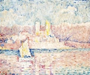 Paul Signac - Cap d'Antibes