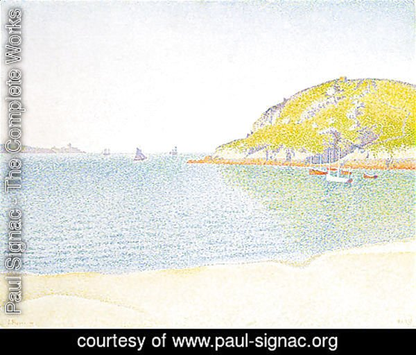 Paul Signac - Port of Saint-Cast
