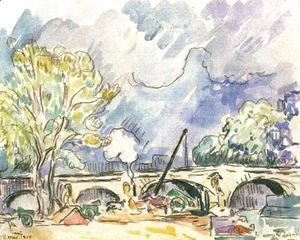 Paul Signac - Paris