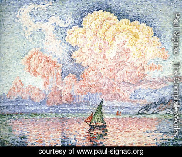The Pink Cloud, Antibes
