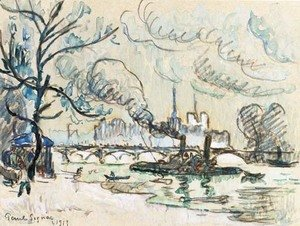 Paul Signac - Paris 2