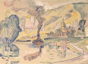 Paul Signac - Petit-Andely