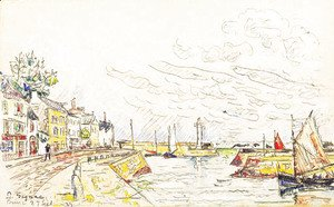 Paul Signac - Port de Binic