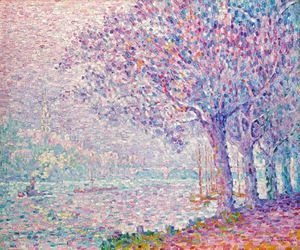 Paul Signac - Saint-Cloud