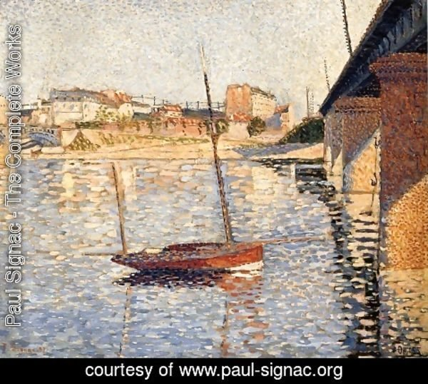 Paul Signac - Clipper