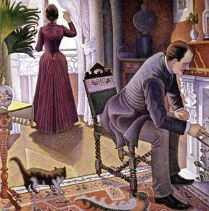 Paul Signac - Sunday